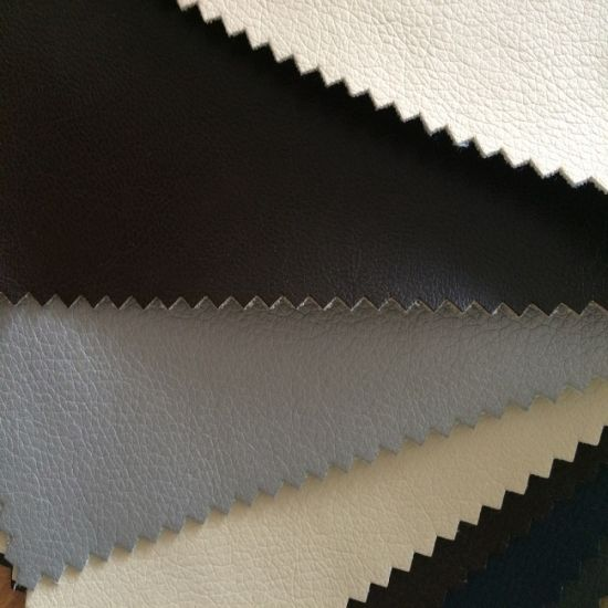 Wholesale Fabric of PU Leather Used as Furniture Fabric pictures & photos
