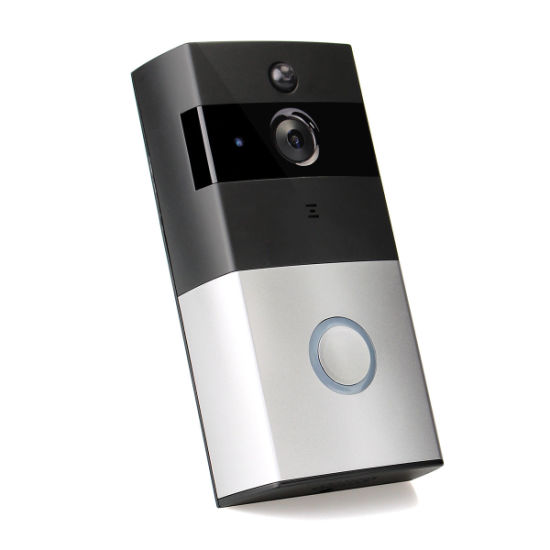 WiFi Video PIR Ring Doorbell Camera Security System Night Vision pictures & photos