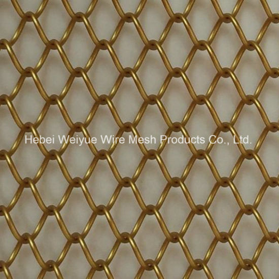 China Decorative Mini Metal Chain Link Mesh Curtain for Room Divider ...