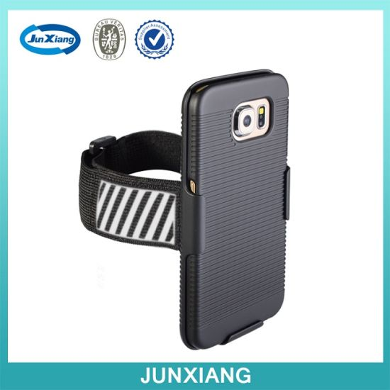 Hot Selling Armband Mobile Phone Case for Samsung S6 pictures & photos
