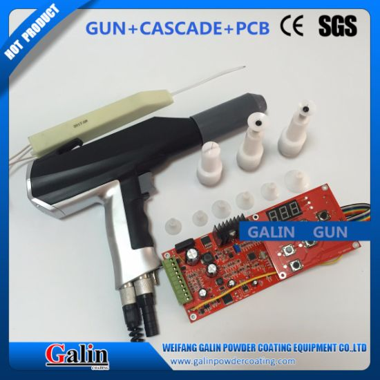 aftermarket PCB of electrostatic powder coating machine spray gun