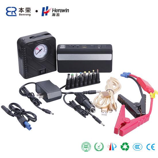 Auto Part lithium Battery Jump Starter Battery (14000mAh Capacity)