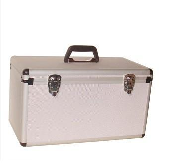 Ningbo OEM Silvery Handle Wholesale Aluminum Tool Case