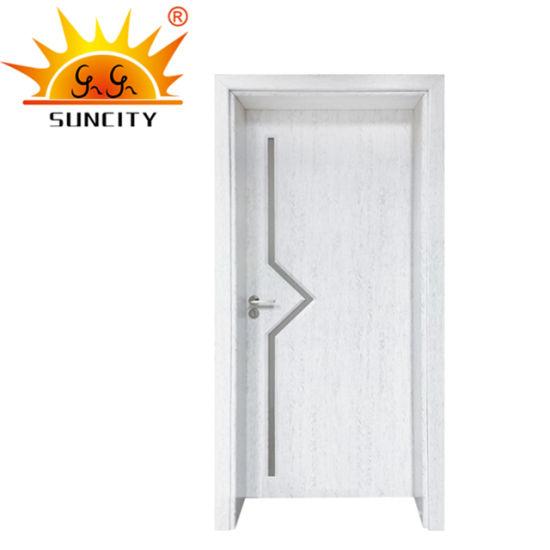 2018 Most Popular Standard Size PVC Door Sheet Price (SC-P196)