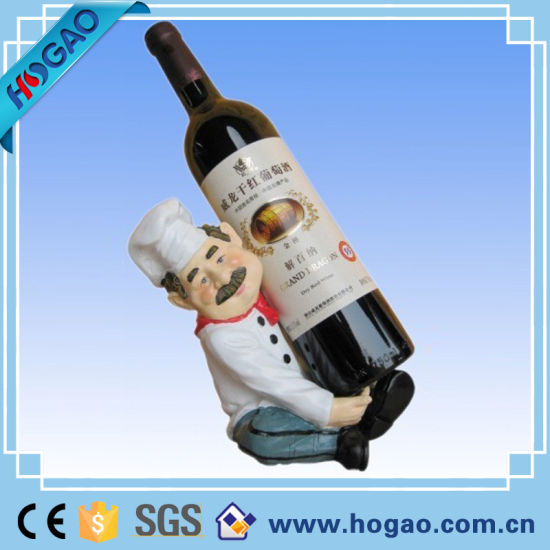 Wine Bottle Holder and/or Decorative Sculpture Bobachee