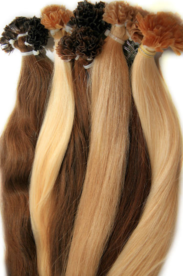 Italian Keratin U Tip Hair pictures & photos