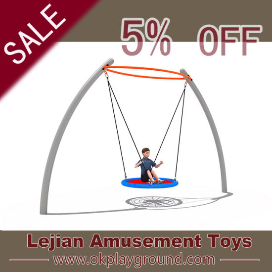 China Ce Fashionable Cool Safe Reliable Kids Rope Swings Qq1503 6