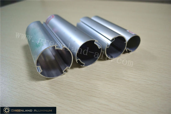 Aluminum Roller Blind Head Tube with Diameter 42mm Thickness 1.25mm pictures & photos