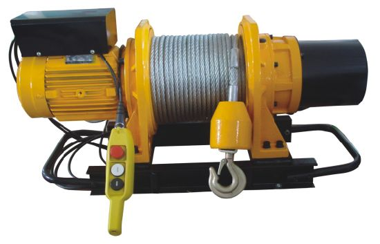 AC IP65 Control Wire Rope Electric Windlasses pictures & photos