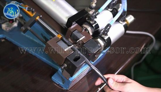 Pneumatic Stripping Machine pictures & photos