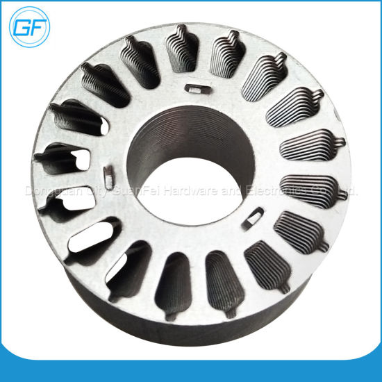 China Customized Stamping Stator and Rotor for Washing