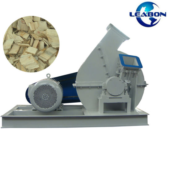 Leabon Ce Factory Price Widely Used Small Wood Chipper for Sale