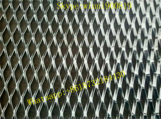 China Decorative Expanded Metal Mesh/Expanded Wire Mesh /Expanded ...