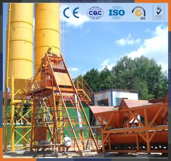 New Concrete Mixing Machine/Concrete Mixing Machine Manufacturer for Sale pictures & photos