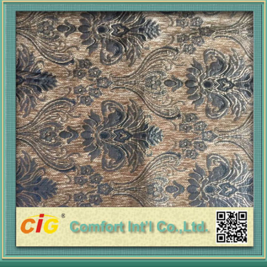 2016 New Pattern Design Chenille Sofa Fabric for Upholstery pictures & photos