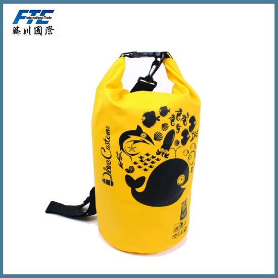 Custom Camping Waterproof Bag Lightweight Dry Sack pictures & photos