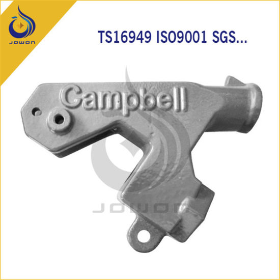 Sand Casting Spare Parts Iron Casting with Ts16949