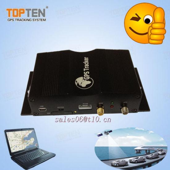 Customized Car Sd Limiter With Gps Camera Fuel Sensor Rfid Tag Tk510 Kw