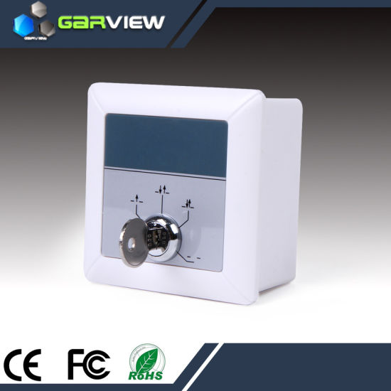 China Automatic Garage Door 5 Position Key Switch China Rotary