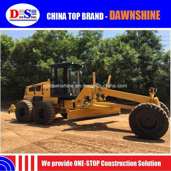 180HP Chinese Small Motor Grader Py180c Price pictures & photos