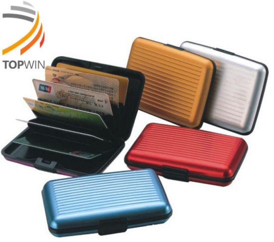 Hotsale Colorful Aluminum Credit Card/ID Card Holder