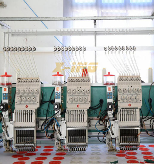 Embroidery Machine, Sequin Embroidering Machine