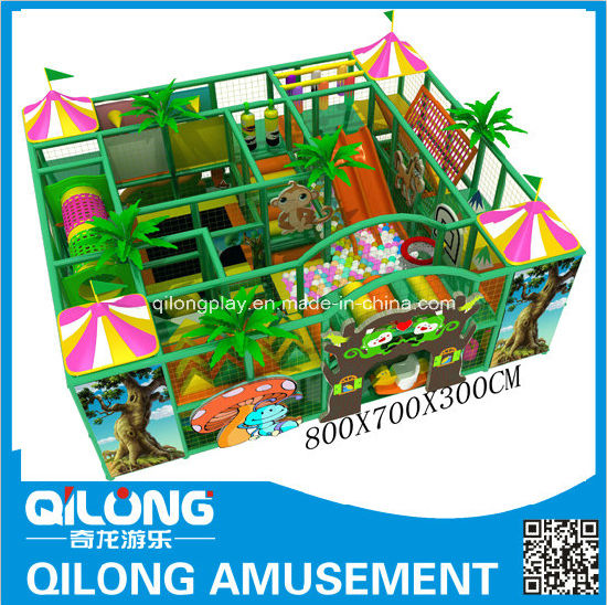 New Candy Theme Kids Toy of Playground Indoor (QL-150706C) pictures & photos