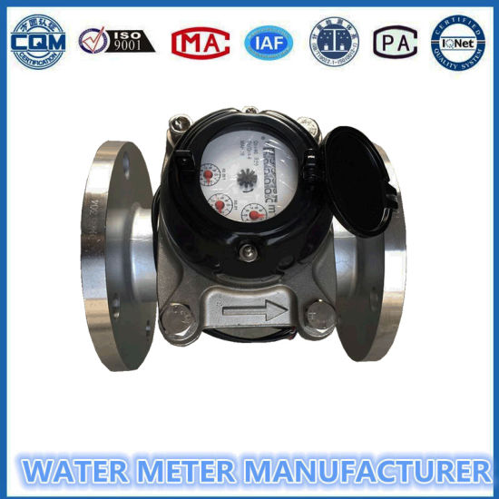 Dry Dial Detachable Woltman Meter, Stainless Steel or Iron Metarial pictures & photos