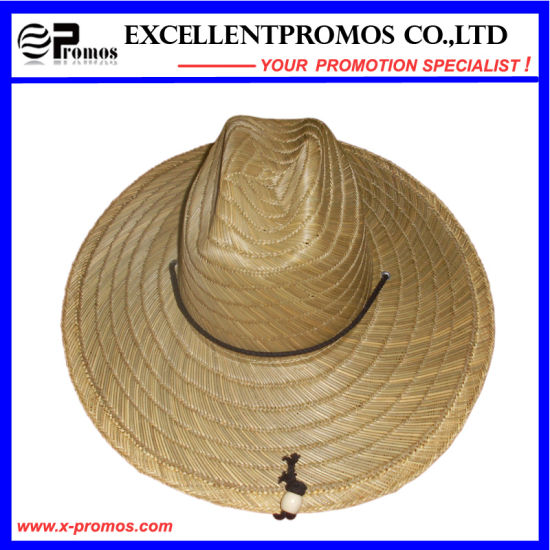 2015 Fashion Paper Straw Crochet Big Brim Hat (EP-H58401)