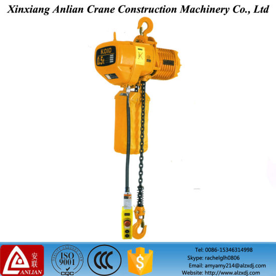 China Chain Hoist 415V Wire Rope Pulling Electric Hoist Price ...