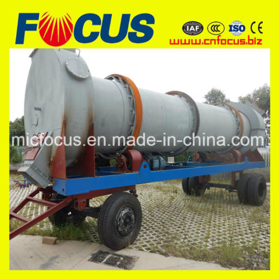 Hot Batching Asphalt Mixing Plant / Asphalt Plant for Road Construction pictures & photos