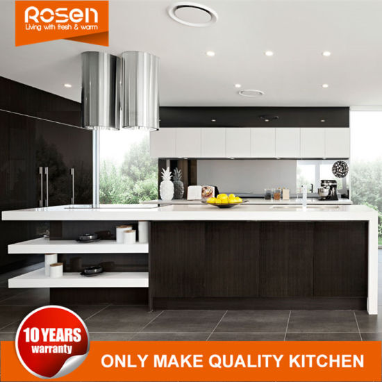Charmant Custom Kitchen Cabinets Furniture Edging With PVC From China