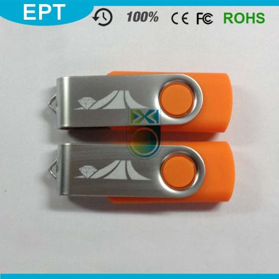 Top Sale Colorful Twister USB Flash Drive with Life Warranty pictures & photos