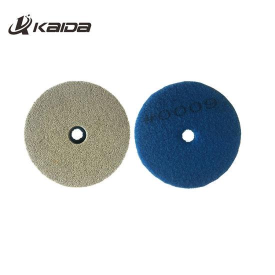 China Edge Polishing Pads Granite