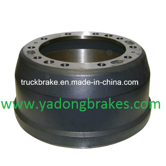 Original Brand Landtech Truck Brake Drum 3464230601/3464230001/3464230101/3464230501 pictures & photos