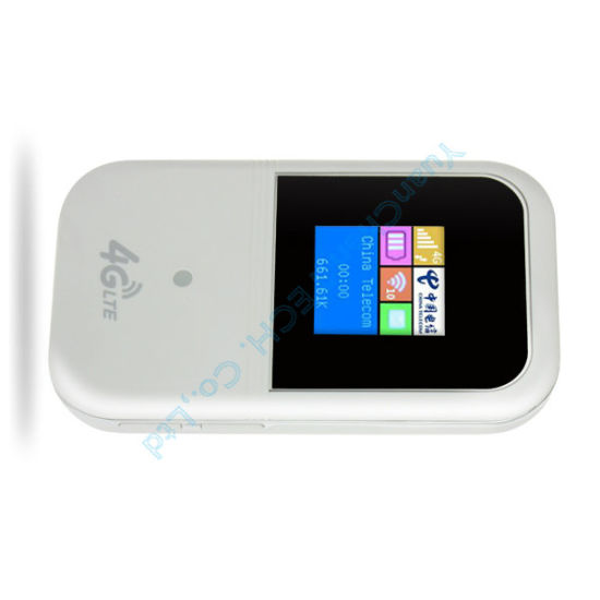 4G Lte WiFi Router Mobile Hotspot Car Mini Wi Fi Mini Wireless Pocket Wi-Fi Router with SIM Card Slot pictures & photos