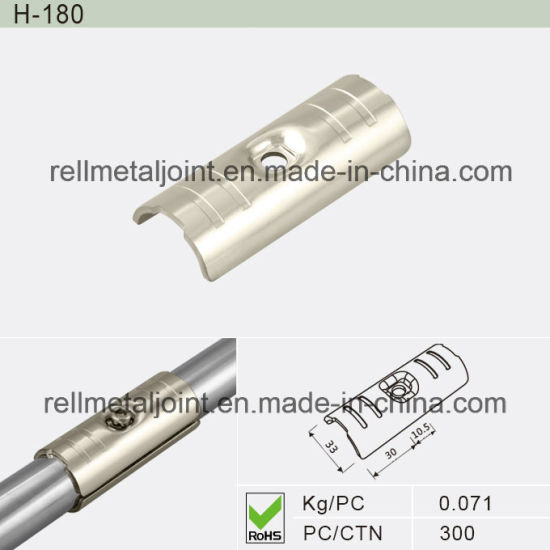 Metal Joint / Lean Pipe for Pipe and Joint System (H-180)