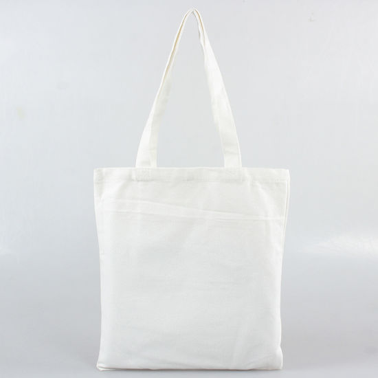 High Quality Gift Promotion Cotton Bag with Handle pictures & photos