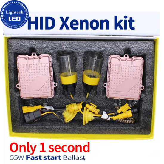 K5s Automobiles Auto Car HID Headlights Car H4/L Halogen Bulb, D1s D2s D3s D4s Xenon Light