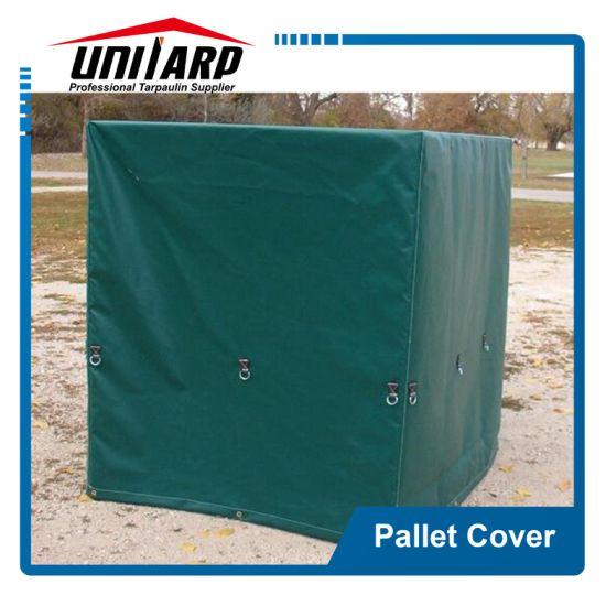 1000d Reinforced Weather Resistant PVC Pallet Covers