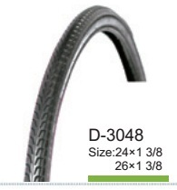 Wholesale Nylon Bicycle Tire 26X1.95 24X1.95 20X2.125