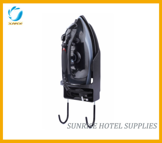 Non-Sticker Soleplate Steam Iron for Hotel pictures & photos