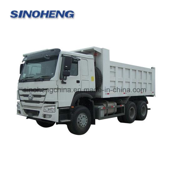 10 Wheel Dump Trucks for Sale HOWO 336HP Dump Truck