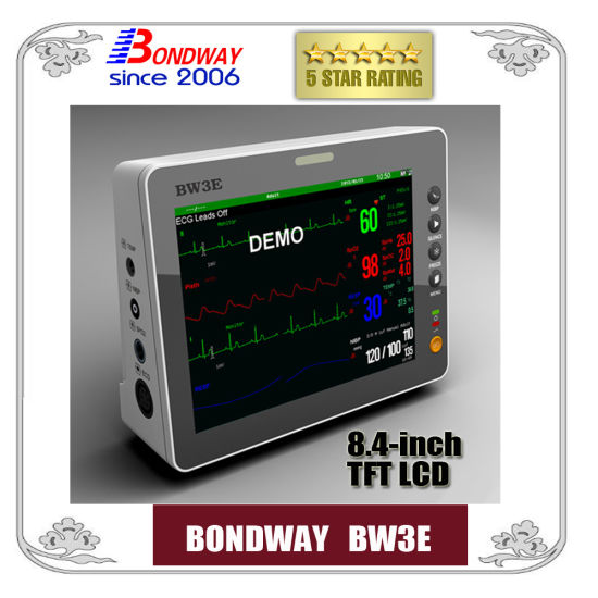 Medical Multi Parameter ICU Patient Monitoring System, Portable Digital Patient Monitor