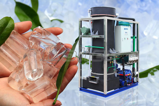 Stable Capacity 5 Tons Tube Ice Machine Made in Guangzhou Koller Company pictures & photos