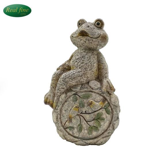 Garden Decoration Animal Frog Statues