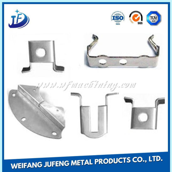 Aluminum Stamping Parts for Cellphone Component pictures & photos
