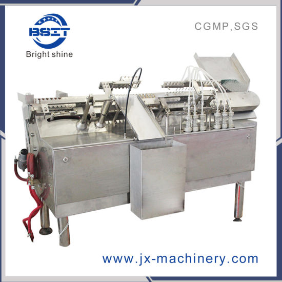 Hot Sale Pesticide Veterinary Drugs Glass Ampoule Filling and Sealing Machine (AFS-6)