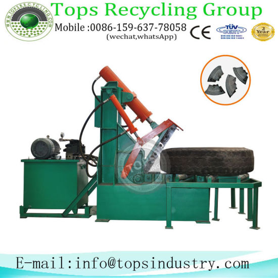 Tyre Recycling Equipment for Waste Tyre Recycling Plant pictures & photos