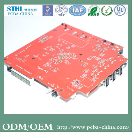 China LED Display PCB Board Rogers PCB Am FM Radio PCB